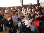 Presentació llibre Cuina catalana i tradicional Unes 60 persones van assistir a la presentació del llibre