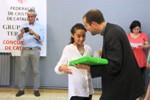 Lliurament premis concurs bíblic
