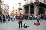 Flashmob de l'Orfeó Nova Solsona