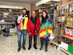 Testament del Carnestoltes 2018 <p>Pintures Benigno Alcazar<br></p>