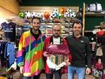 Testament del Carnestoltes 2018 <p>TKS Sport Ribera<br></p>