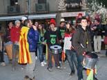 13D a Osona Final de festa d'Osona Decideix a Vic. Foto: Xevi Mas