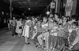 Pelegrinatge a Lourdes 1982