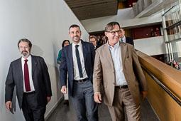 Inauguració del curs 2014-15 de la Universitat de Vic
