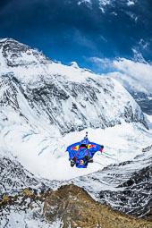 Films del Festival de Cinema de Muntanya de Torelló 2014 Flying high - The quest for Everest.