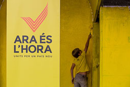 La campanya País Groc a Osona