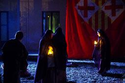 Mercat Medieval de Vic 2014: L'assalt de l'Altarriba