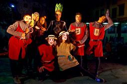 Mercat Medieval de Vic 2014: Gallaret Teatre