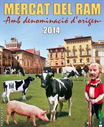 L'any 2014 a través de l'humor d'en Mandanga