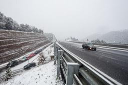 Nevada del 3 de febrer a Osona