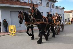 Passant dels Tres Tombs de Sant Miquel de Balenyà 2015