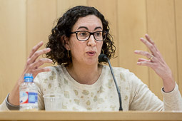 Talula rodona «Dones i política» a la UVic-UCC