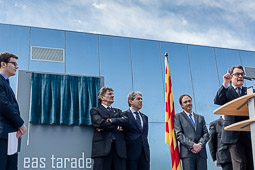 Inauguració de l'EAS Taradell