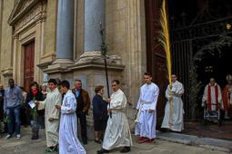 Diumenge de Rams a la Catedral de Vic, 2015
