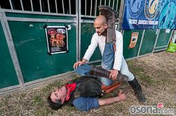 Mercat del Ram de Vic 2015: Espectacles Eqüestres