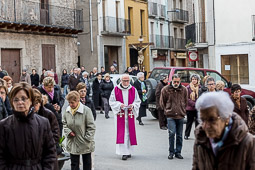 Via Crucis de Prats de Lluçanès, 2015