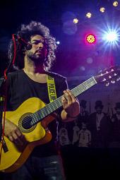 Concert de La Troba Kung-Fú a Sant Julià de Vilatorta