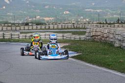 Campionat de Catalunya de Kàrting al Circuit d'Osona, 2015