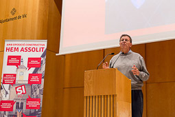 Municipals 2015: acte final de Solidaritat a Vic