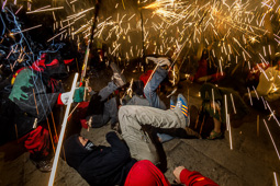 Correfoc de la festa major de Seva, 2015
