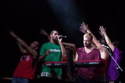 Mercat de Música Viva de Vic 2015 (III) La Pegatina
