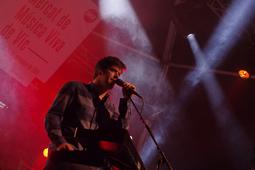 Mercat de Música Viva de Vic 2015 (III) Els Amics de les Arts