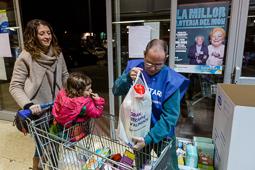 El Gran Recapte d'Aliments 2015 a Osona
