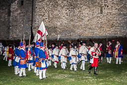 Commemoració de la batalla de Montesquiu de 1714