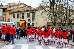 Festa de La Candelera de Perafita, 2016