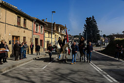 Passant dels Tonis a Folgueroles, 2016
