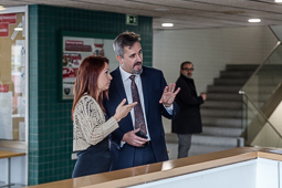 Martin Dougiamas investit Doctor Honoris Causa per la UVic-UCC
