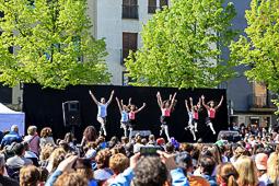 Dia Internacional de la Dansa a Vic