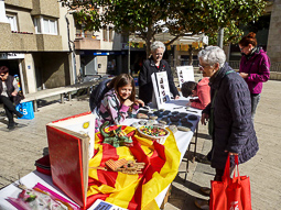 Sant Jordi 2016 a Roda de Ter