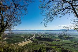 Osona: paisatge i meteorologia (abril 2017)