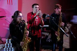 Ska Band Greska al Punt Jove de Gurb