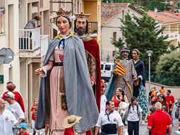 Trobada Gegantera de Sant Pere de Torelló