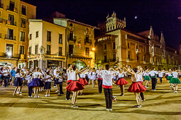 Festa Major de Vic 2016: Concurs de Colles Sardanistes