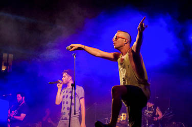 Concert de Strombers a Manlleu