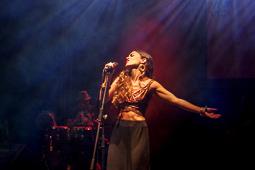 Mercat de Música Viva de Vic, 2016 (III) Sara Pi.