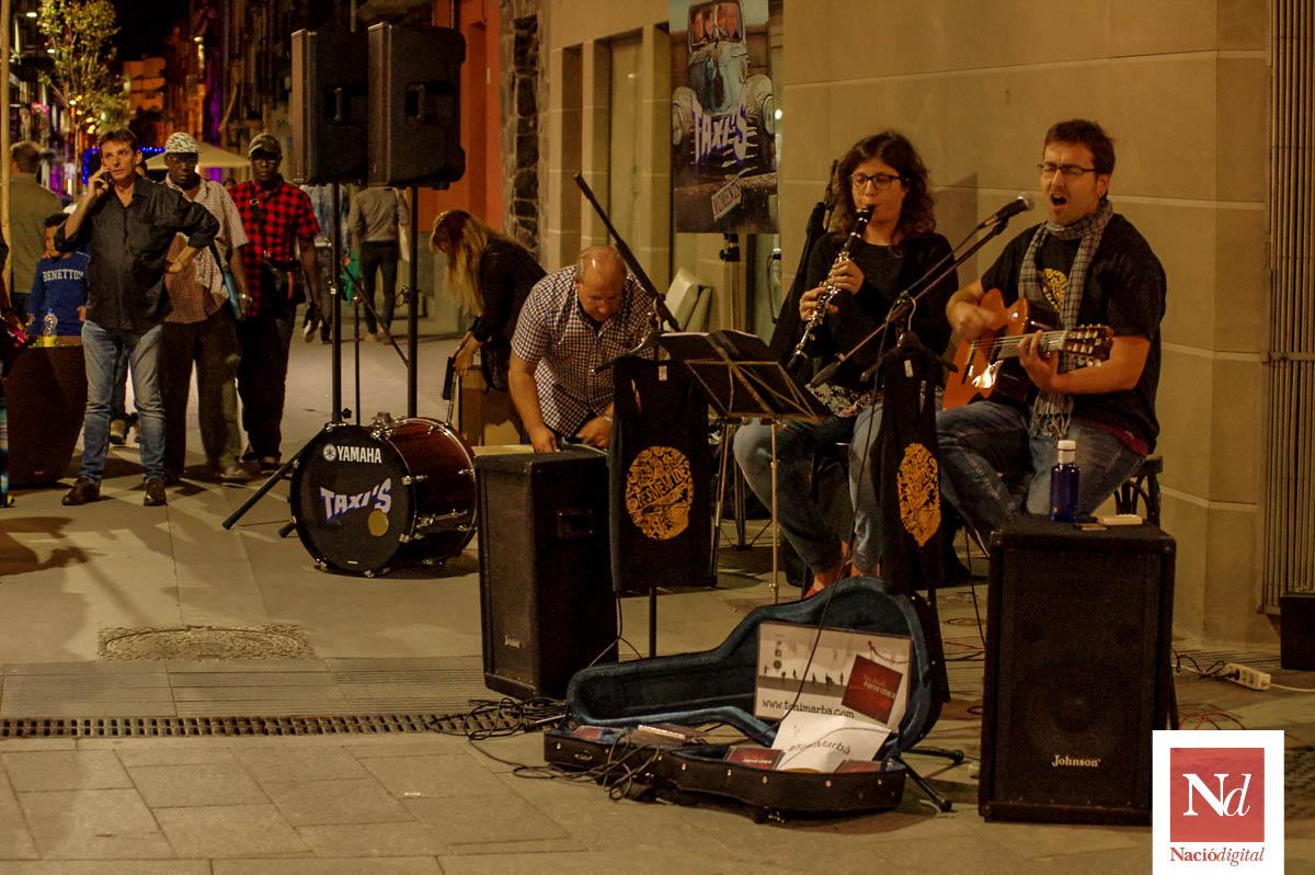 Mercat de Música Viva de Vic, 2016 (III) Toni Marbà.