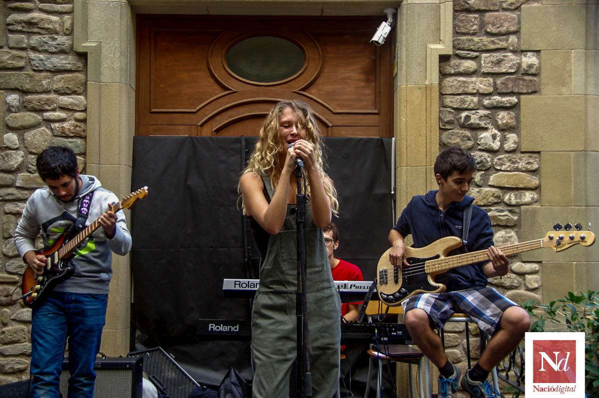 Mercat de Música Viva de Vic, 2016 (III) Ju.