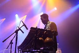 Mercat de Música Viva de Vic, 2016 (II) Nakany Kante.