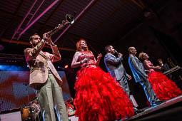 Concert de l'Orquesta Maravella a la Festa Major de Gurb
