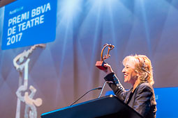 Gala dels Premis BBVA de Teatre 2017