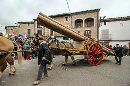 Festa de La Candelera de Perafita