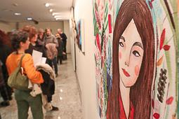 Inauguració de la 11a edició de Parelles Artístiques a Vic