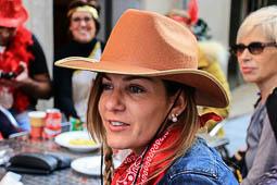 Carnaval dels comerciants del carrer Manlleu de Vic