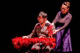 «Mrs Brownie» de  Teatre Nu i Laura Guiteras