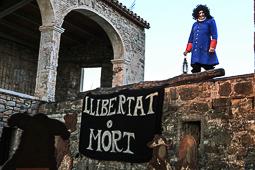 Commemoració del Pacte dels Vigatans a l'ermita de Sant Sebastià