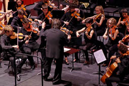 Concert de la JONC a l'Atlàntida